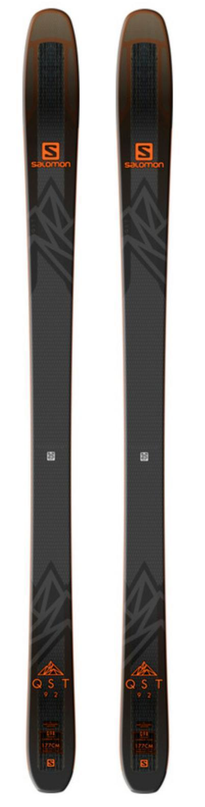 2019 Salomon QST 92 snow skis (CLEARANCE) - ProSkiGuy your Hometown Ski Shop on the web