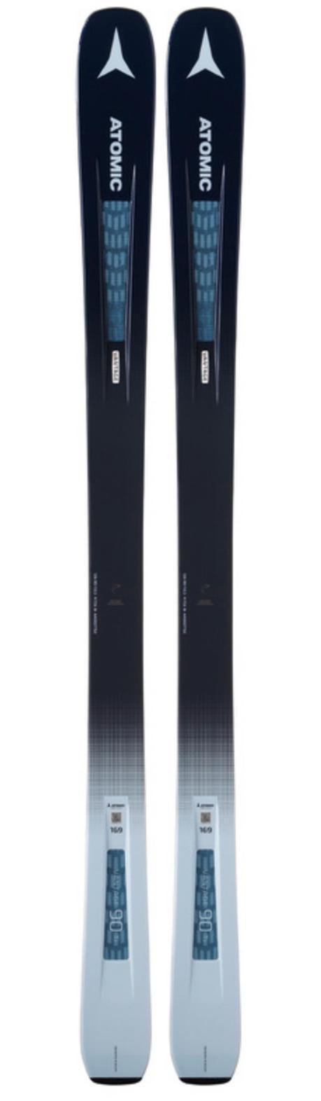 2019 Atomic Vantage 90 Ti W ladies snow skis (CLEARANCE) - ProSkiGuy your Hometown Ski Shop on the web