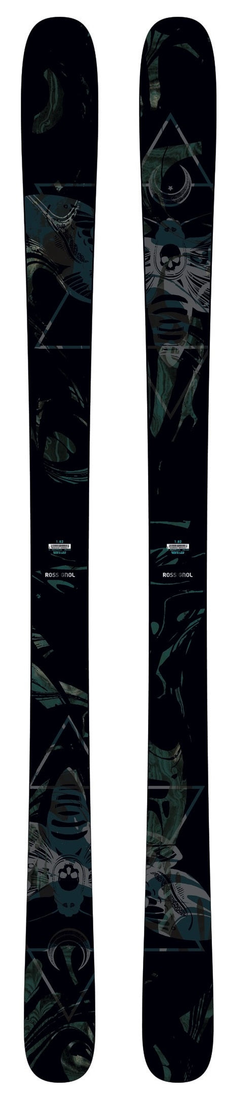 2020 Rossignol Black Ops 98 W ladies skis - ProSkiGuy your Hometown Ski Shop on the web