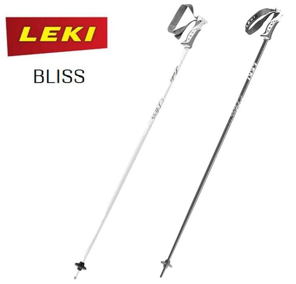 Leki Bliss ladies' ski poles - ProSkiGuy your Hometown Ski Shop on the web