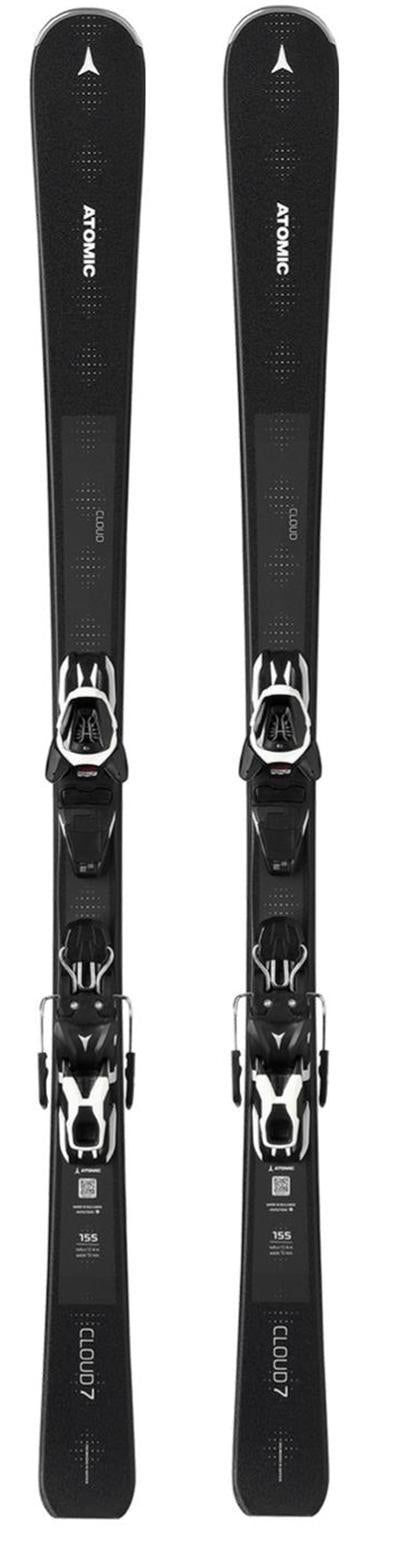 2020 Atomic Cloud 7 ladies snow skis with bindings - ProSkiGuy your Hometown Ski Shop on the web