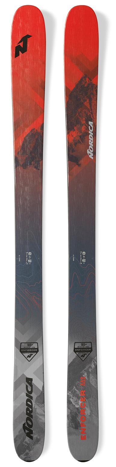 2020 Nordica Enforcer 110 Free snow skis - ProSkiGuy your Hometown Ski Shop on the web