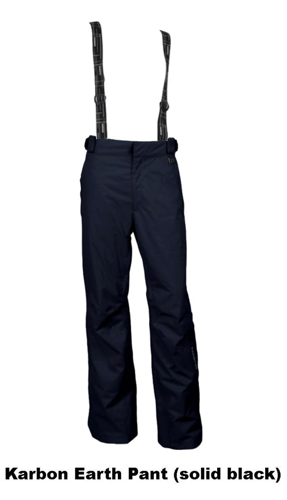 Karbon Earth men's ski pants - ProSkiGuy your Hometown Ski Shop on the web