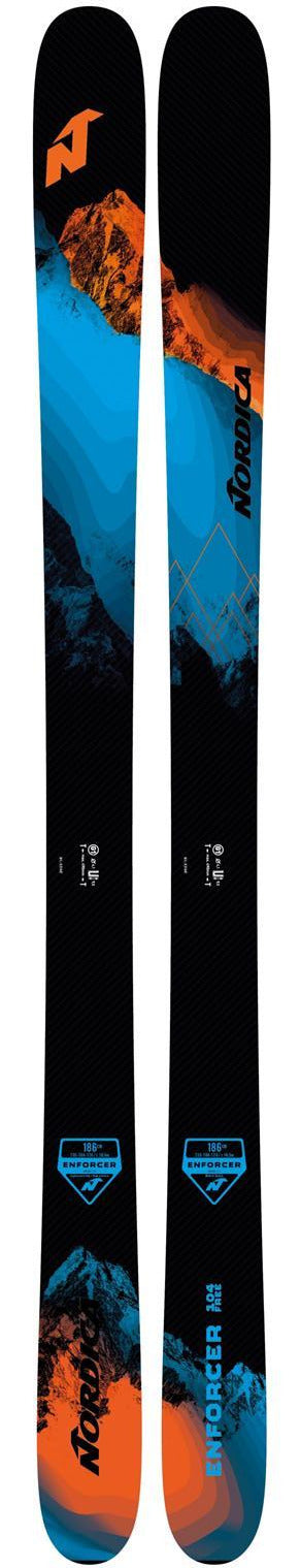 2021 Nordica Enforcer 104 Free snow skis - ProSkiGuy your Hometown Ski Shop on the web