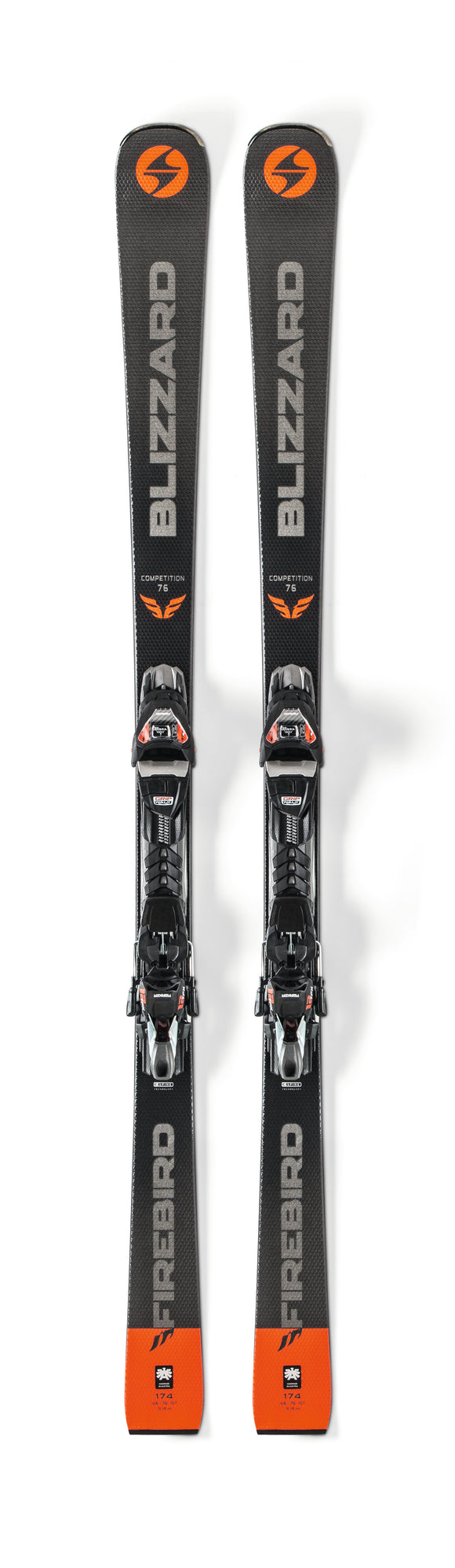 2020 Blizzard Firebird Competition 76 Ti snow skis with bindings - ProSkiGuy your Hometown Ski Shop on the web