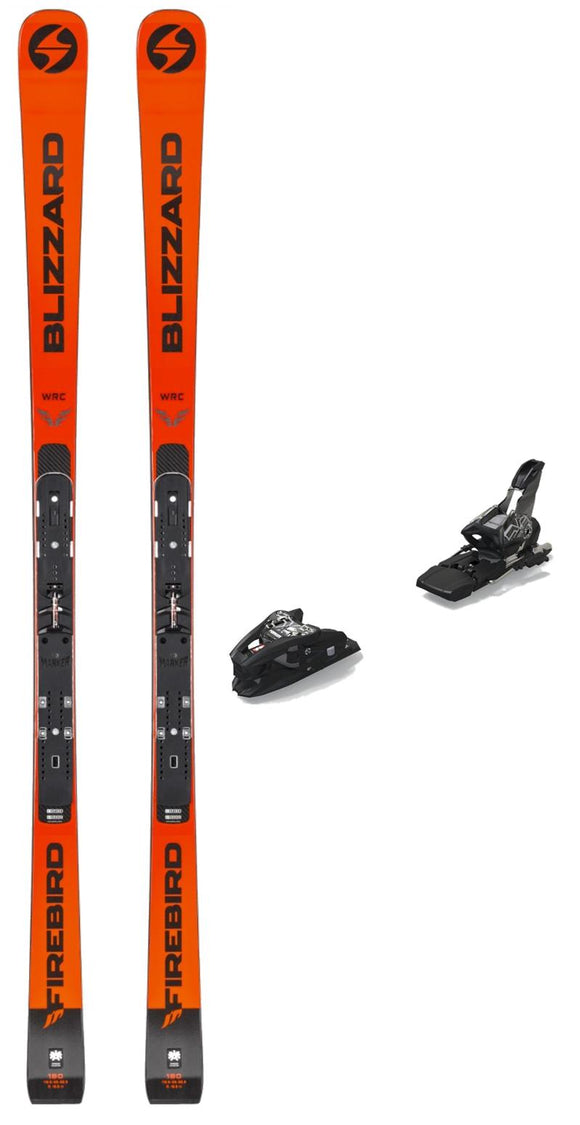 Blizzard 2020 Blizzard Firebird WRC WC Piston snow skis with bindings - ProSkiGuy
