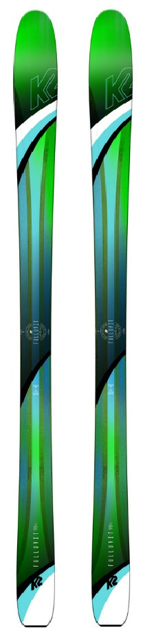 2019 K2 FulLuvit 95 ladies snow skis (CLEARANCE) - ProSkiGuy your Hometown Ski Shop on the web