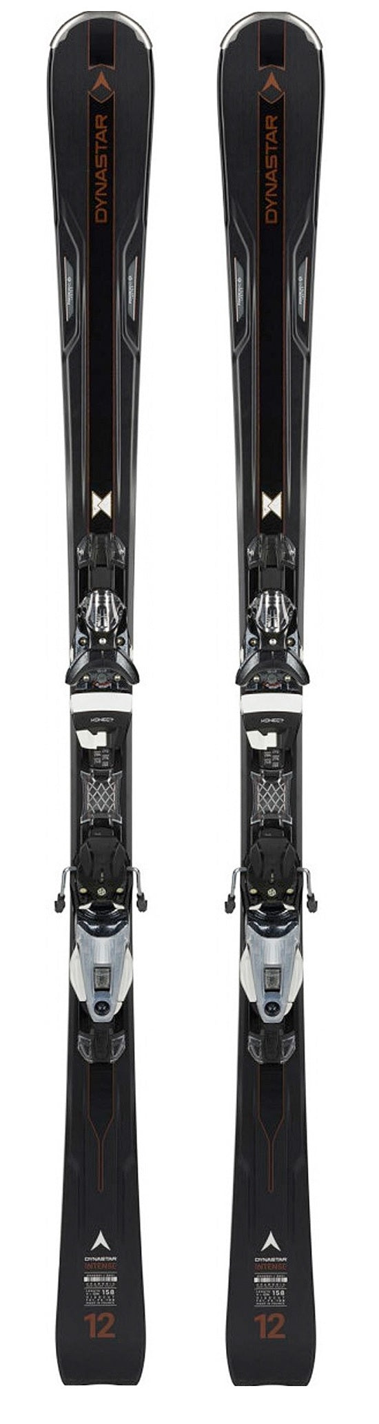 2019 Dynastar Intense 12 ladies snow skis (CLEARANCE) - ProSkiGuy your Hometown Ski Shop on the web