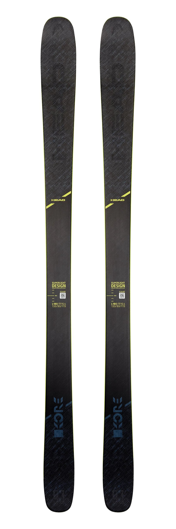HEAD 2020 Head Kore 93 snow skis - ProSkiGuy