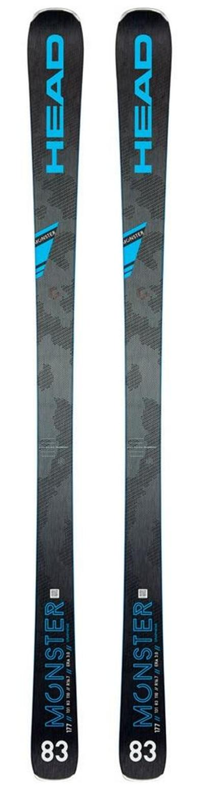2020 Head Monster 83 snow skis - ProSkiGuy your Hometown Ski Shop on the web