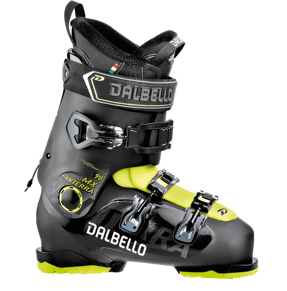 2019 Dalbello Panterra MX 90 men's ski boots - ProSkiGuy your Hometown Ski Shop on the web
