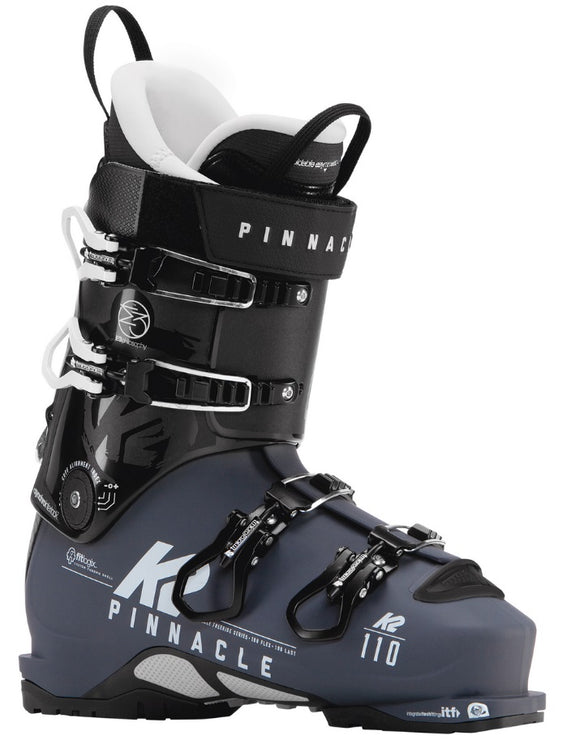 K2 K2 Pinnacle 110 MV men's snow ski boots - ProSkiGuy