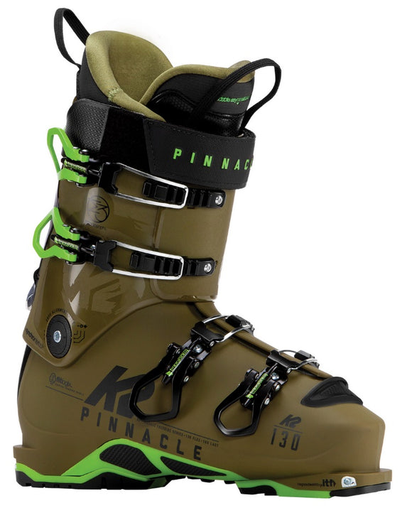 K2 K2 Pinnacle 130 MV men's snow ski boots - ProSkiGuy