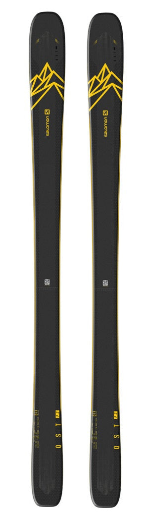 2020 Salomon QST 92 snow skis - ProSkiGuy your Hometown Ski Shop on the web