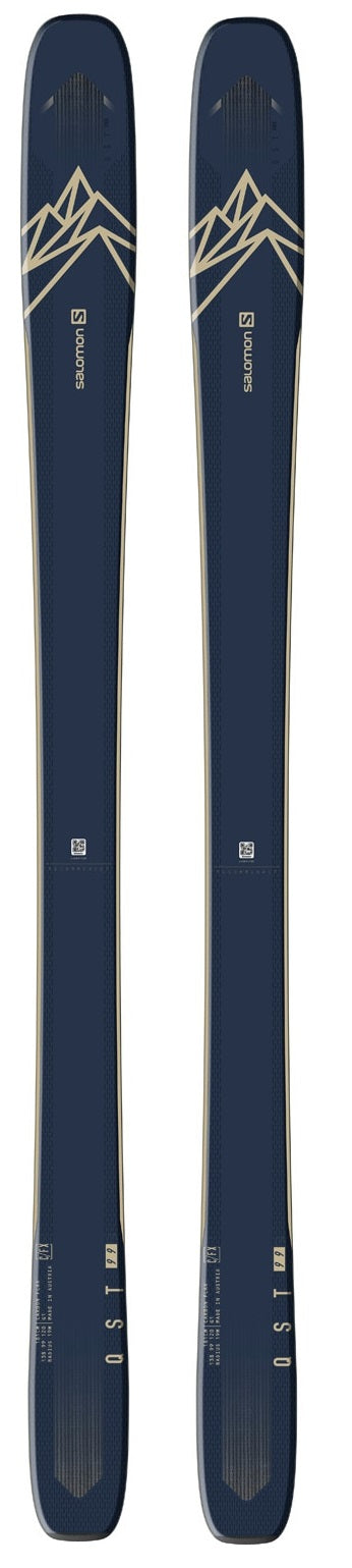 2021 Salomon QST 99 snow skis - ProSkiGuy your Hometown Ski Shop on the web