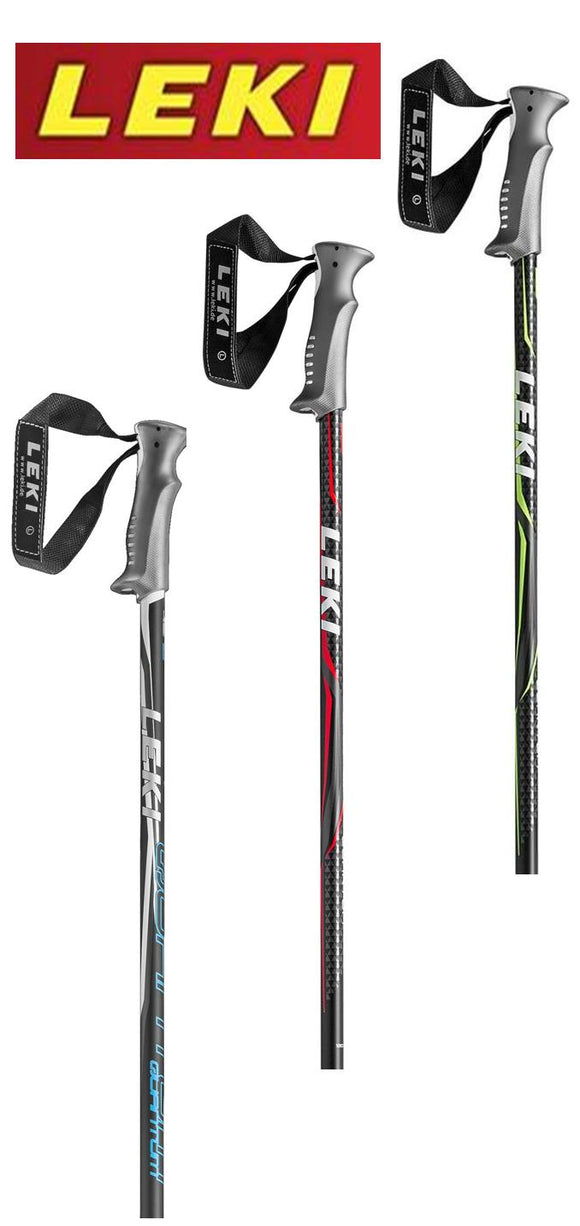 Leki Quantum ski poles - ProSkiGuy your Hometown Ski Shop on the web