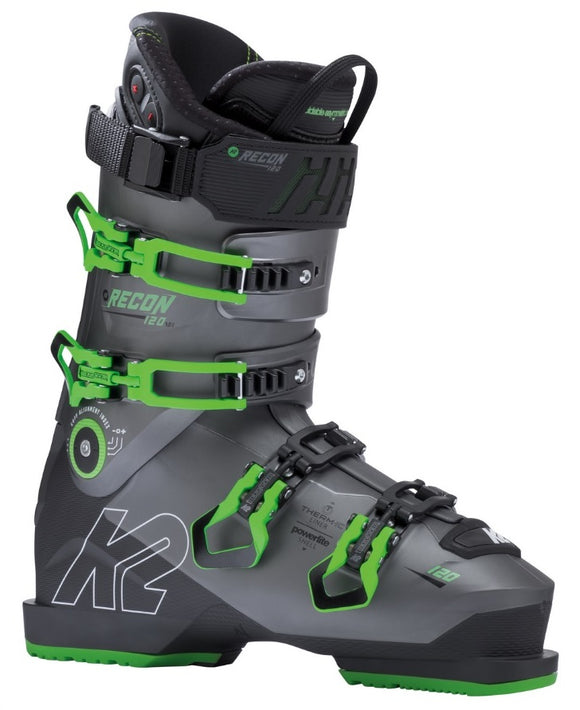 K2 Recon 120 Heat men's snow ski boots - ProSkiGuy your Hometown Ski Shop on the web