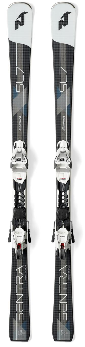 NORDICA 2020 Nordica Sentra SL7 Ti ladies snow skis with bindings - ProSkiGuy