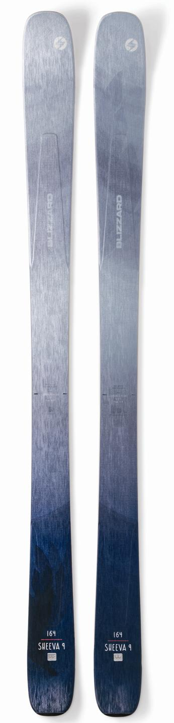 Blizzard 2020 Blizzard Sheeva 9 ladies snow skis - ProSkiGuy