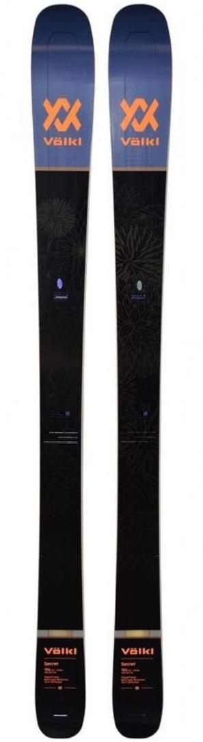 2019 VOLKL Secret ladies snow skis (CLEARANCE) - ProSkiGuy your Hometown Ski Shop on the web