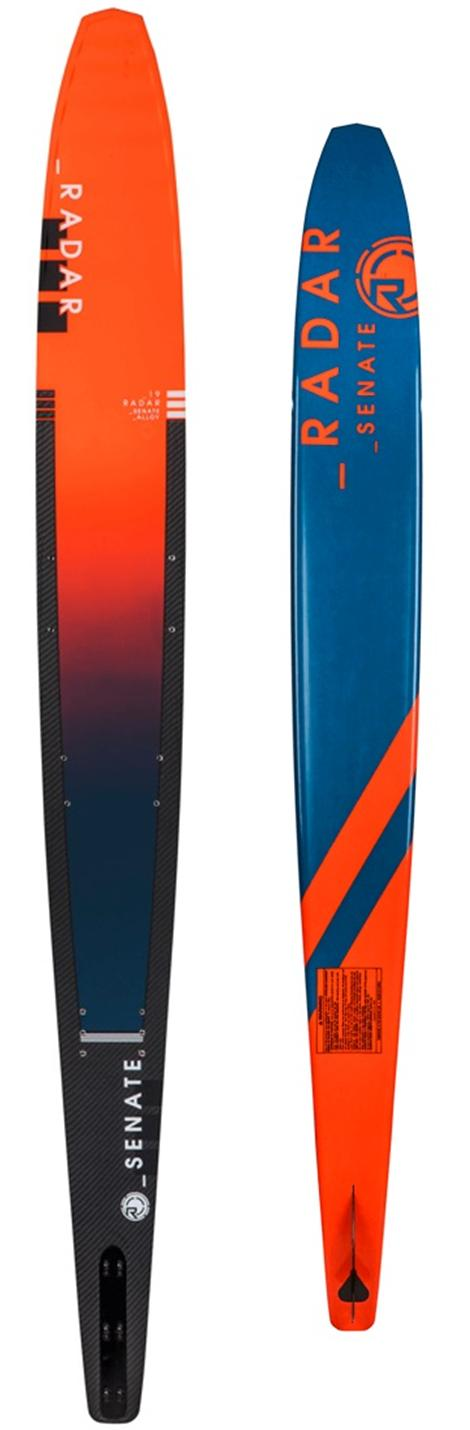 2019 Radar Alloy slalom water ski (CLEARANCE) - ProSkiGuy your Hometown Ski Shop on the web