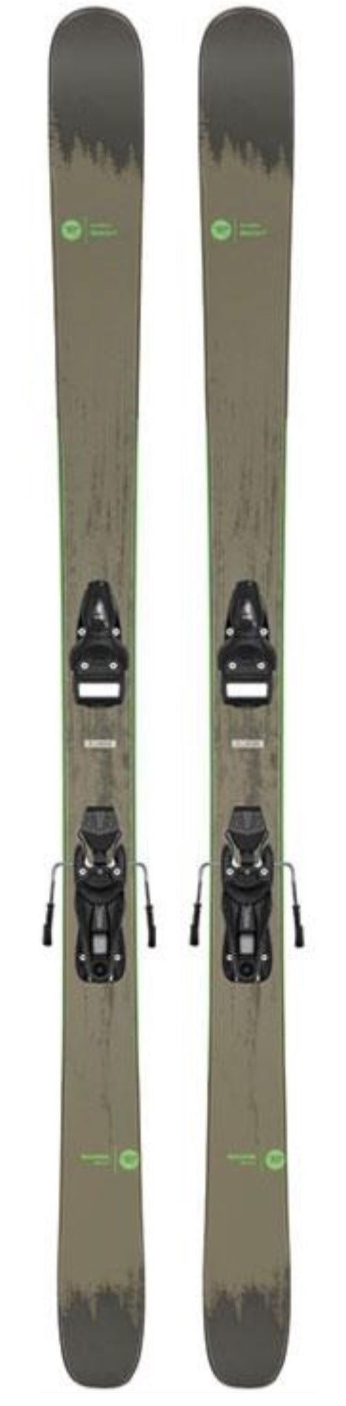 ROSSIGNOL 2020 Rossignol Smash 7 snow skis with bindings - ProSkiGuy