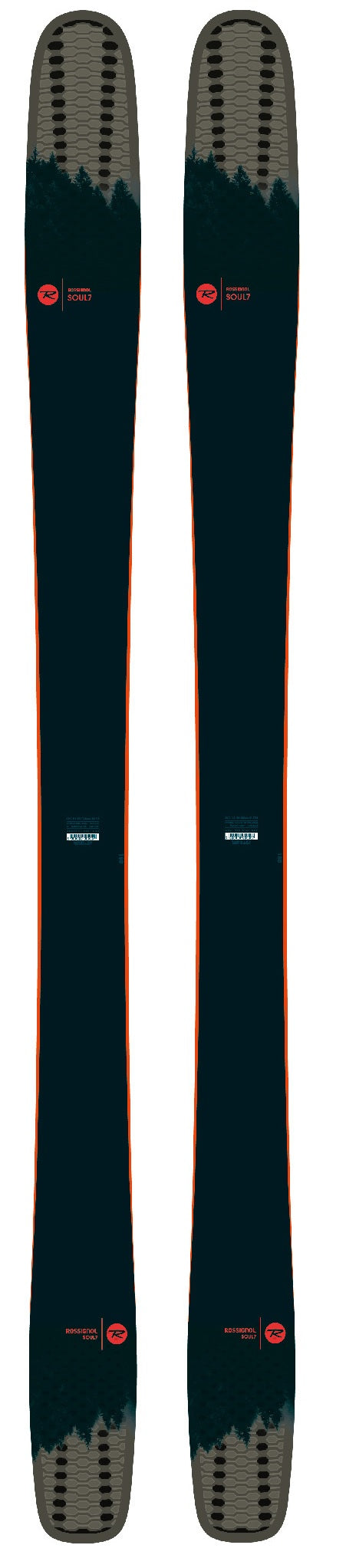 2020 Rossignol Soul 7 HD snow skis - ProSkiGuy your Hometown Ski Shop on the web