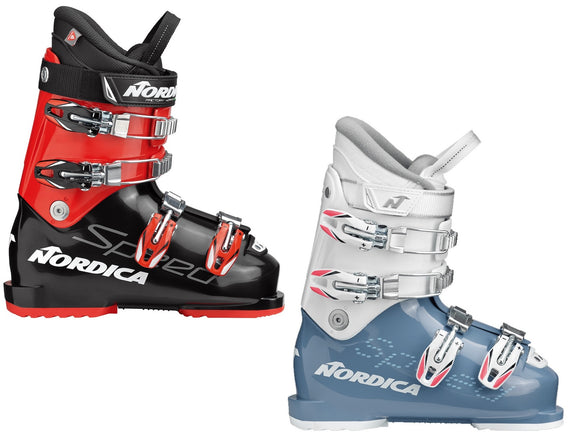 ProSkiGuy 2021 Nordica Speedmachine J4 junior ski boots - ProSkiGuy