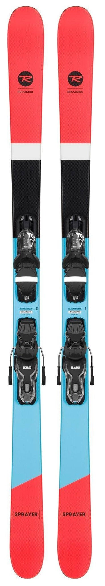 ROSSIGNOL 2020 Rossignol Sprayer snow skis with bindings - ProSkiGuy