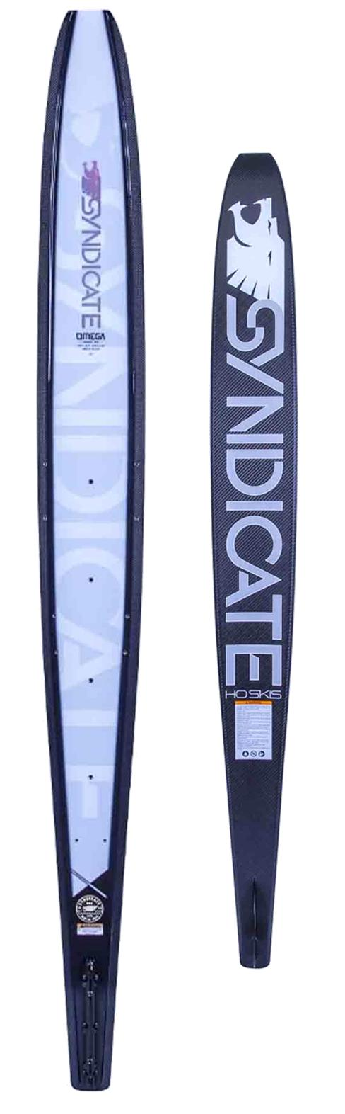 2020 HO Syndicate Omega slalom ski (SPECIAL PURCHASE) - ProSkiGuy your Hometown Ski Shop on the web