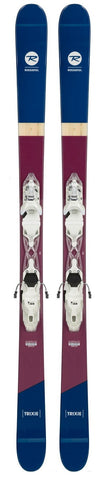 ROSSIGNOL 2019 Rossignol Trixie ladies snow skis with bindings - ProSkiGuy