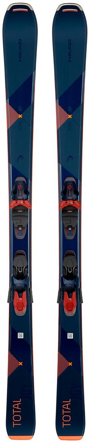 2020 Head Total Joy ladies skis with bindings - ProSkiGuy your Hometown Ski Shop on the web