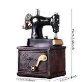 Vintage Sewing Machine Pen holder