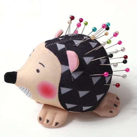 Cute PinCushion Hedgehog Shape * Free Shipping *