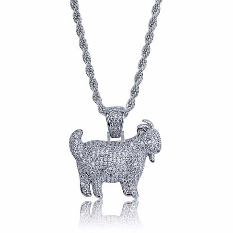 Amazing Goat Necklace