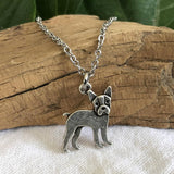 Lovely Boston Terrier Necklace
