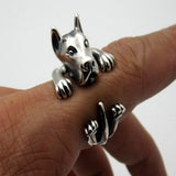 Cute Great Dane ring