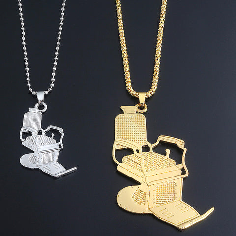 Nice Barber's chair Necklaces