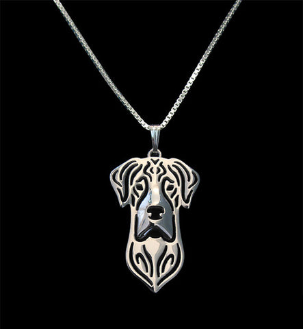 Adorable Great dane Necklace