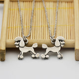 Adorable Poodle Necklace