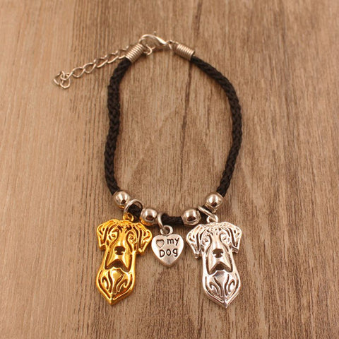 Cute Great Dane Bracelet