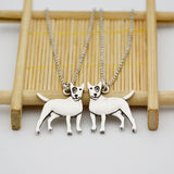Cute Bull Terrier Necklace