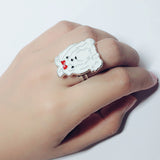 Beautiful Maltese ring