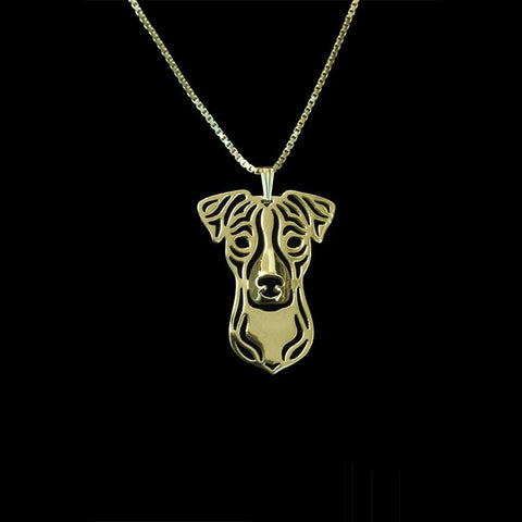 Adorable Jack Russell Necklace