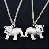 Beautiful English Bulldog Necklace