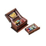 Dollhouse Miniature Needlework Box