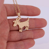 Adorable Goat necklace