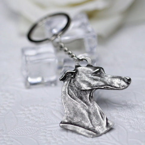 Awesome Greyhound Key Chain