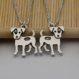 Beautiful Jack Russell Necklace