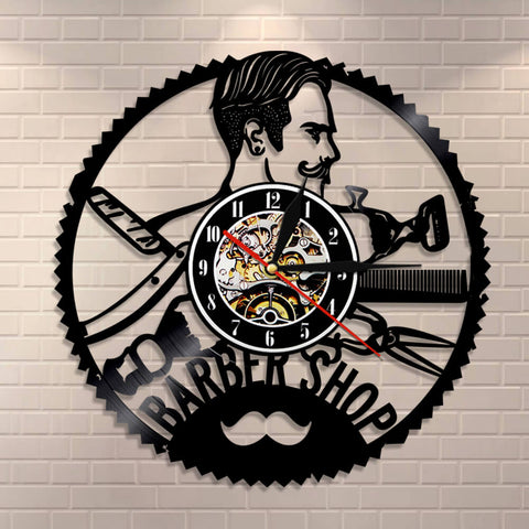 Amazing Barber Shop wall clocks